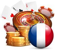 france roulette jetons cartes argent
